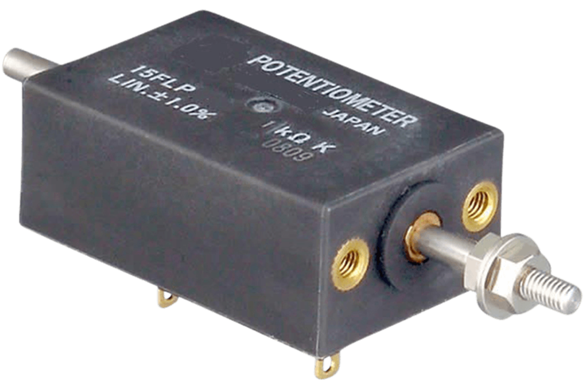 15FLP Series Linear Potentiometer | Althen Sensors